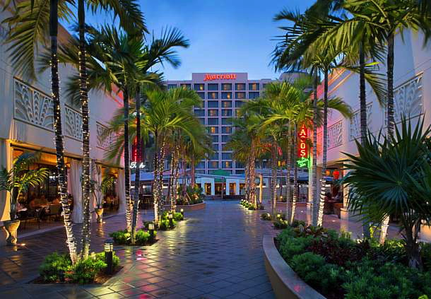 Boca Raton Marriott at Boca Center Hotel - Exterior