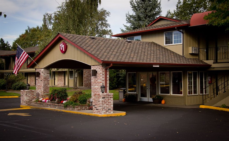 Village Inn Springfield Oregon - Exterior