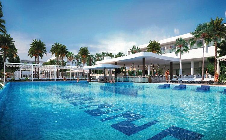 Riu Reggae Hotel - Pool