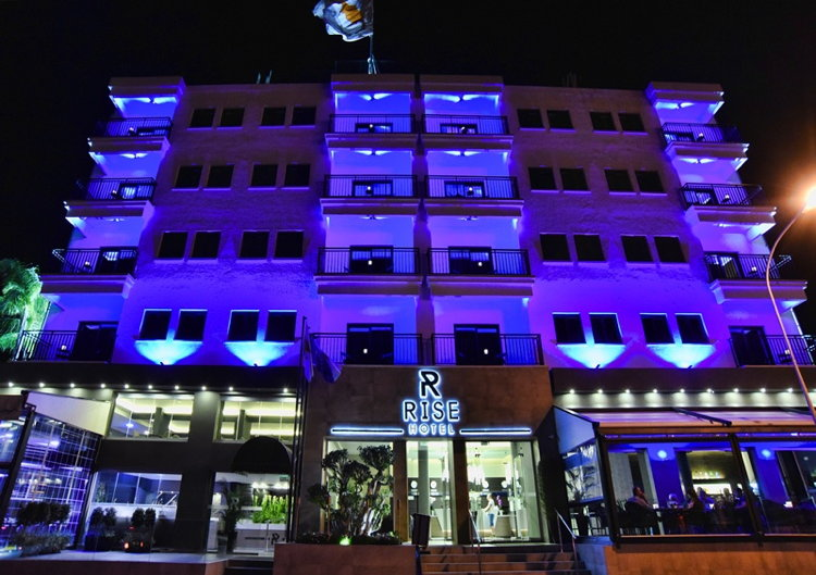 Rise Hotel, Cyprus - exterior