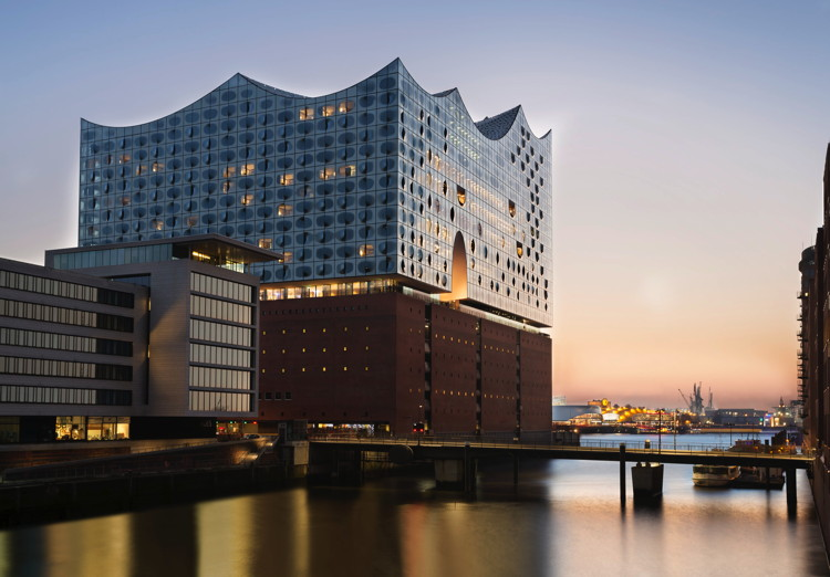The Westin Hamburg Hotel - Exterior