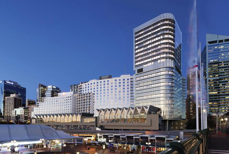 Hyatt Regency Sydney Hotel - Exterior