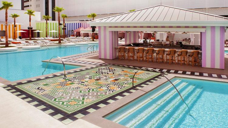 W Las Vegas Hotel - Pool