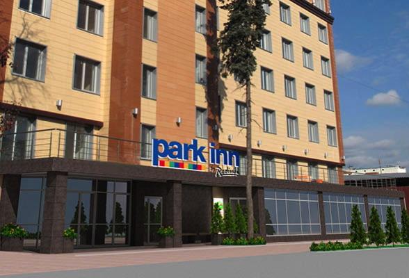 Park Inn by Radisson Izmailovo, Moscow - Exterior