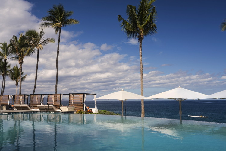 Ohi Pool at Wailea Beach Resort - Marriott, Maui