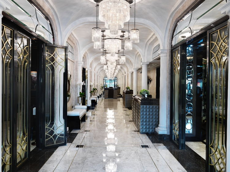 The Wellesley, a Luxury Collection Hotel, Knightsbridge, London - Lobby