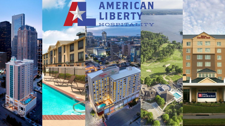 Collage of American Liberty Hospitality Properties