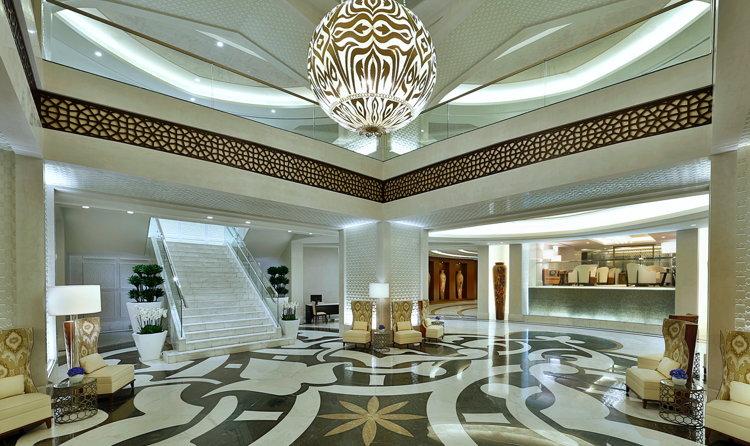 Conrad Makkah Hotel - Lobby