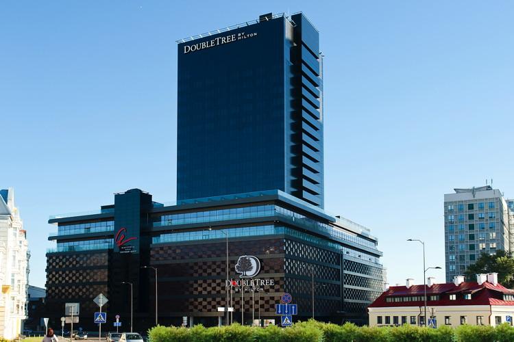 DoubleTree by Hilton Hotel Minsk - Exterior
