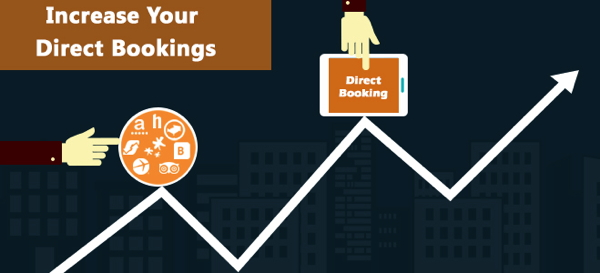 Infographic - Increase direct bookings