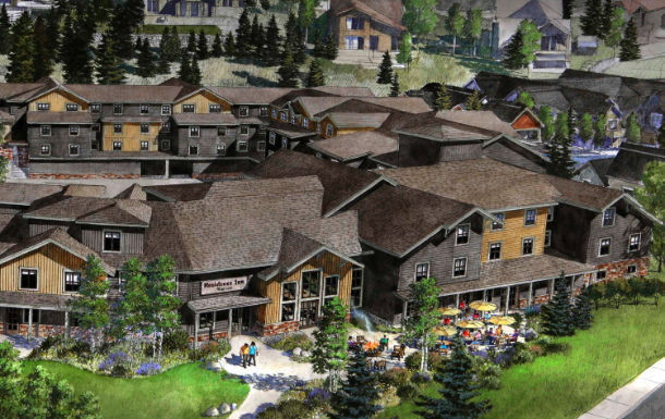 Residence Inn by Marriott Breckenridge - Exterior