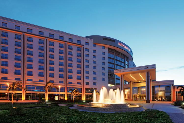 Mövenpick Ambassador Hotel Accra in Ghana Sold