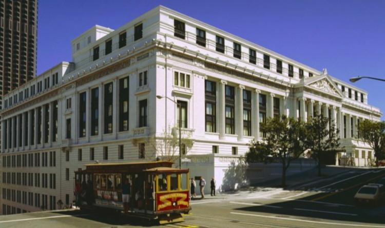 Ritz-Carlton San Francisco Hotel - Exterior