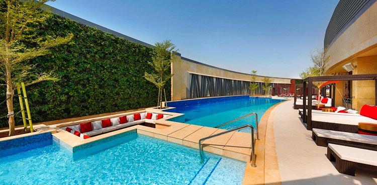 AlRayyan Hotel Doha - Pool