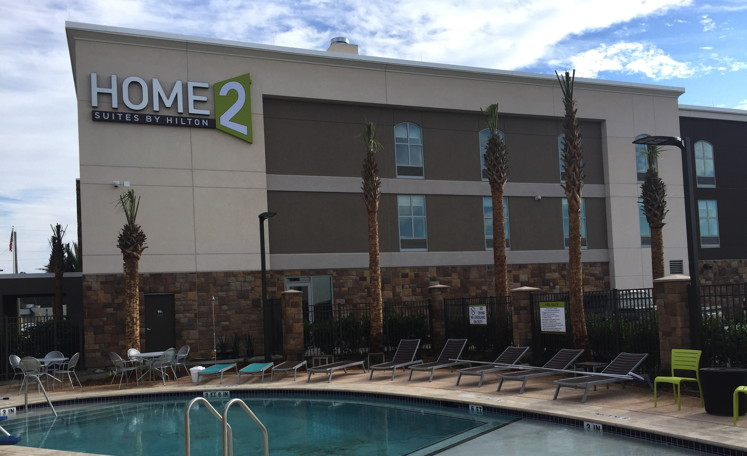 Home2 Suites by Hilton St. Simons Island Hotel - Exterior