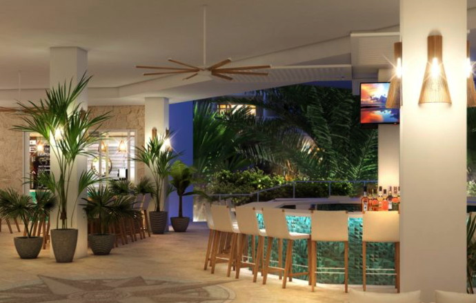 Margaritaville Beach Resort Grand Cayman - Lobby