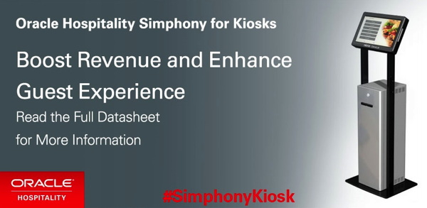 Oracle Symphony for Kiosks