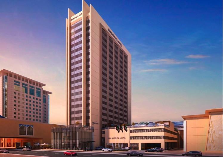 372 Key AVANI Ibn Battuta Dubai Hotel Announced for 2019