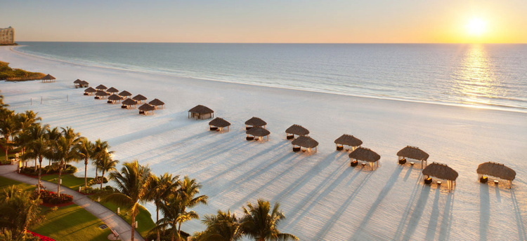 JW Marriott Marco Island Beach Resort - Beach