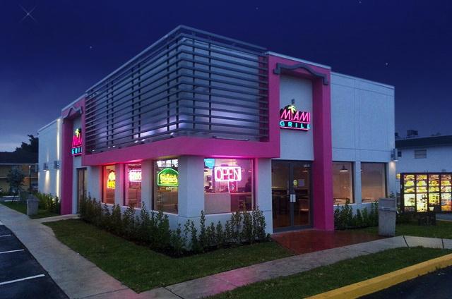 A Miami Grill restaurant