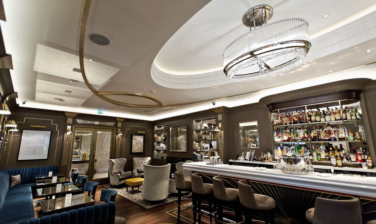 Hyatt Regency London - The Churchill - The Churchill Bar & Terrace