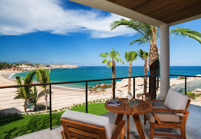 Chileno Bay Resort & Residences In Los Cabos - Beach view