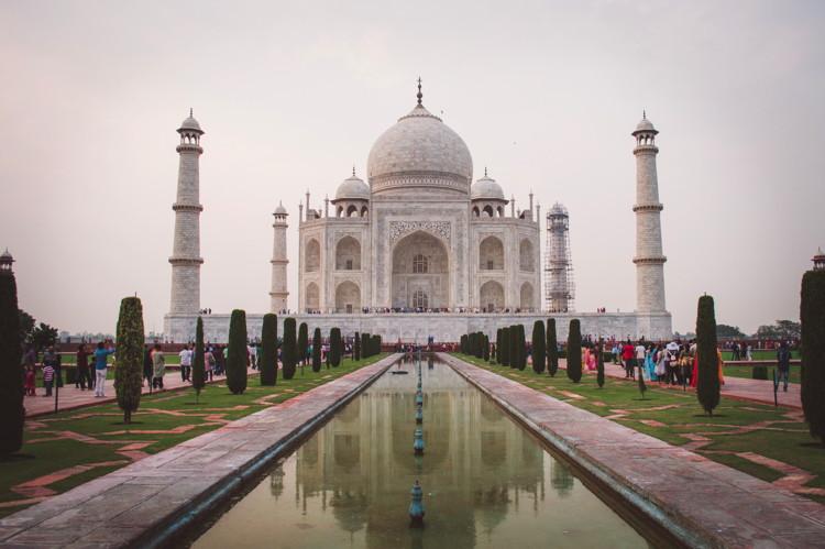 Taj Mahal - Unsplash