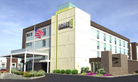 Home2 Suites by Hilton Cleveland Beachwood Hotel - Exterior