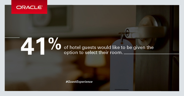 Infographic - hotel guest technology requirements