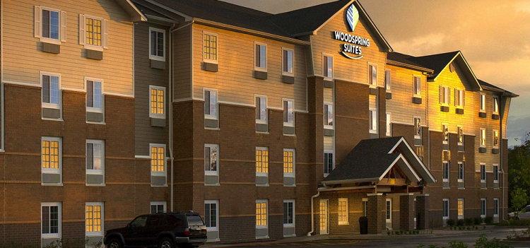 A WoodSpring Suites Hotel