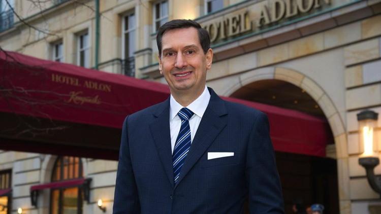 Matthias Al-Amiry - Managing Director - Hotel Adlon Kempinski Berlin