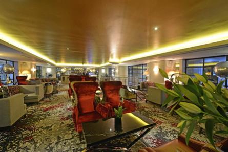 DoubleTree by Hilton London - Greenwich Lounge