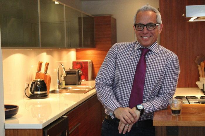 Geoffrey Zakarian, American Iron Chef