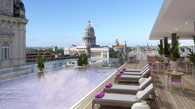 The Gran Hotel Manzana Kempinski La Habana to Open in Cuba