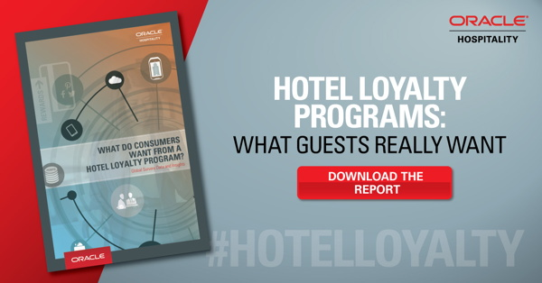 Cover from Hotel Loyalty Program Report