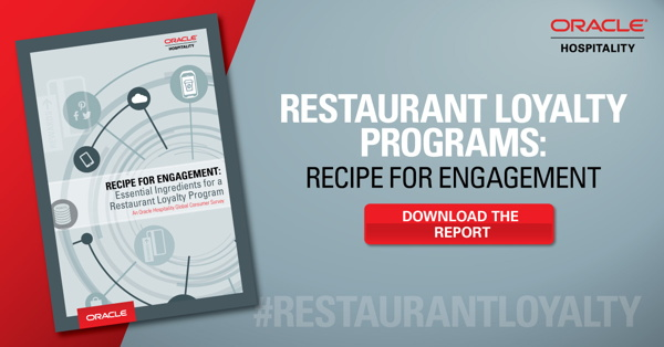 Promotional image for report - Recipe for Engagement: Essential Ingredients for a Restaurant Loyalty Program
