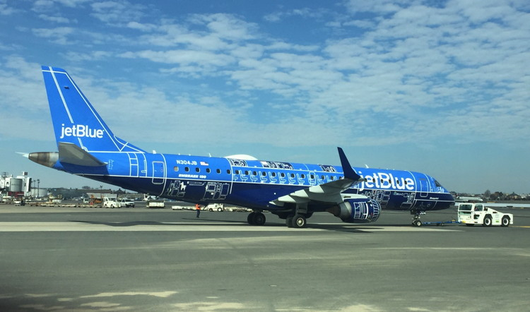 JetBlue Introduces 12th Special Livery Aircraft and New Tailfin Design