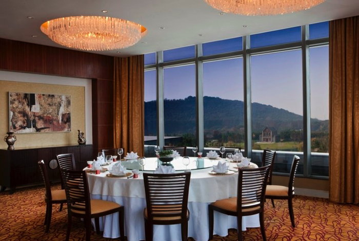 The Yuluxe Sheshan Hotel - Dining Room