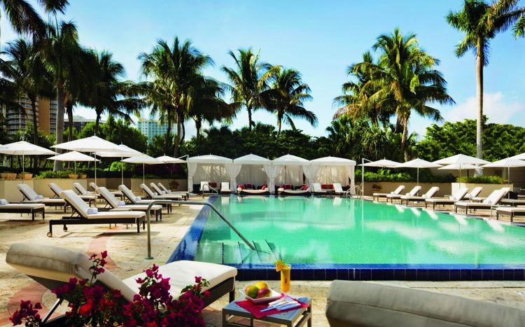 Ritz-Carlton Coconut Grove Hotel - Pool