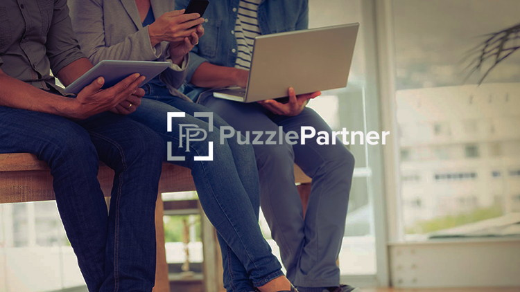 Promotional image for Puzzle Partner