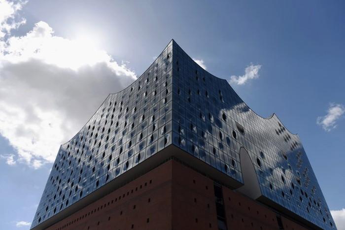 he Westin Hamburg - Aussenansicht Elbphilharmonie, credits The Westin Hamburg, Michael Zapf