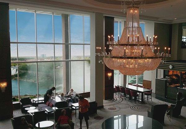 Morton's Grille at the Niagara Falls Marriott Fallsview Hotel & Spa