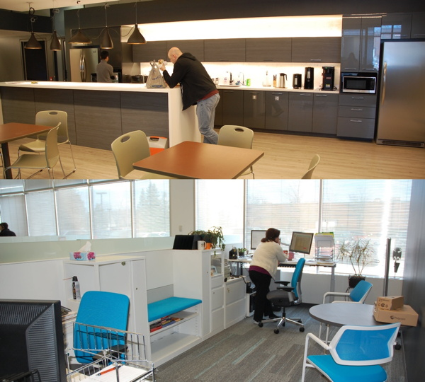 New Maestro PMS offices