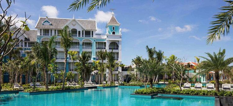 JW Marriott Phu Quoc Emerald Bay Hotel - Exterior