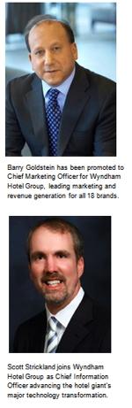 Barry Goldstein and Scott Strickland