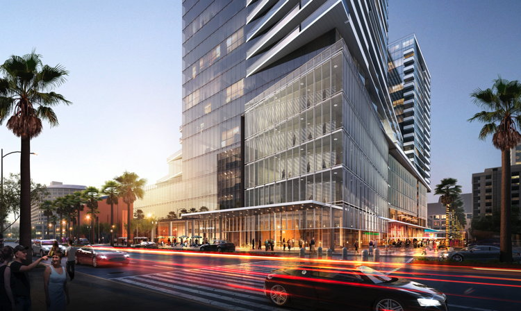 Kimpton Hotel Announced for Museum Place in San Jose, California