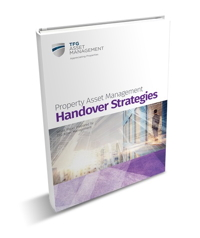 Report cover - 'Property Asset Management – Handover strategies'