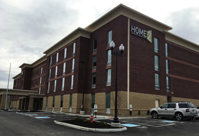 Home2 Suites by Hilton Middleburg Heights Cleveland Hotel - Exterior