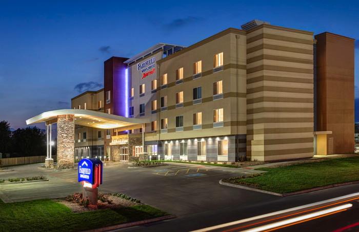 Rendering of the Fairfield Inn & Suites by Marriott Richmond Ashland