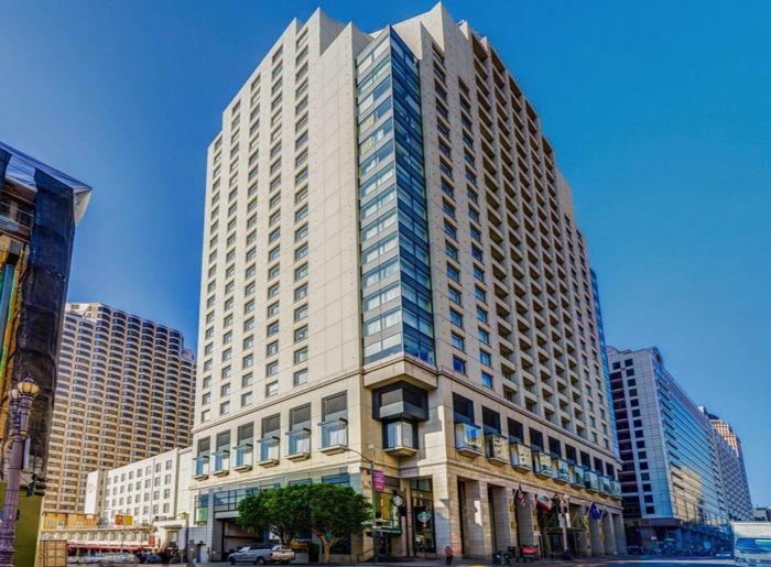 Hotel Nikko San Francisco - Exterior